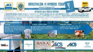 LAZIO – AMBIENTE, TOUR DELLE RIFIUTHLON DA OSTIA A TOLFA @ Lazio