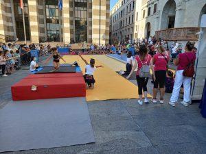 """BRESCIA, """"SPORT IN PIAZZA"""": AICS PORTA LO SPETTACOLO NEL CUORE DELLA CITTA' @ Brescia"""