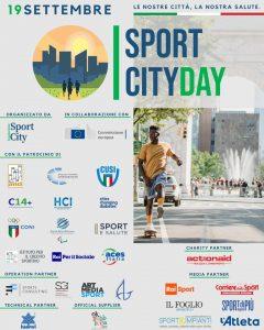 CAGLIARI, AiCS E FONDAZIONE SPORT CITY ORGANIZZANO SPORT CITYDAY @ Cagliari