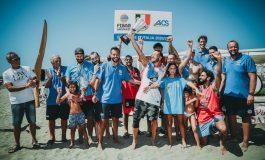 SAND BASKET, Fiumicino e Civitanova i Campioni d'Italia AiCS senior e under 2020-21