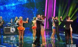 "AiCS IN TV - LE SIRENE DANZANTI a ""TU Sì QUE VALES"""