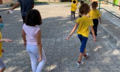 SPORT DI SQUADRA, ATTIVITA' SPORTIVE AL VIA NELLE SCUOLE DI 39 PROVINCE D'ITALIA