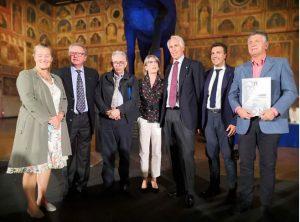 VENETO, STELLE D'ARGENTO CONI AI PRESIDENTI DI AICS VENETO E AICS BELLUNO @ Veneto